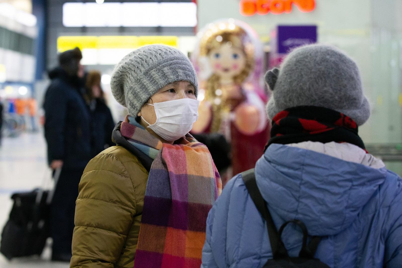 روسيا توقف استقبال السياح الصينيين لتفادي