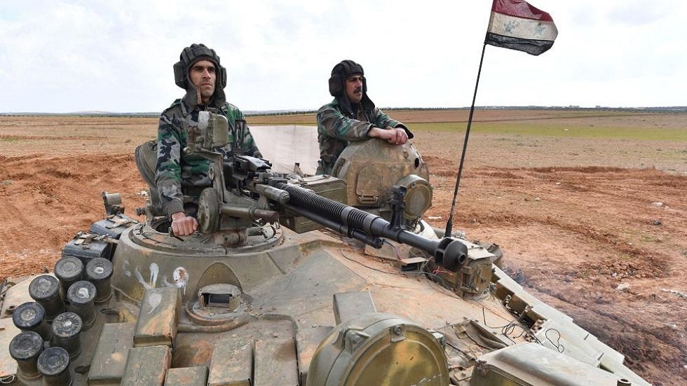 مصدر عسكري لـRT: الجيش السوري يطبق السيطرة على معرة النعمان من كل الجهات