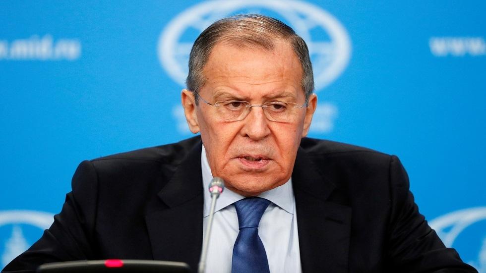 وزيرالخارجية الروسي، سيرغي لافروف - صورة أرشيفية
