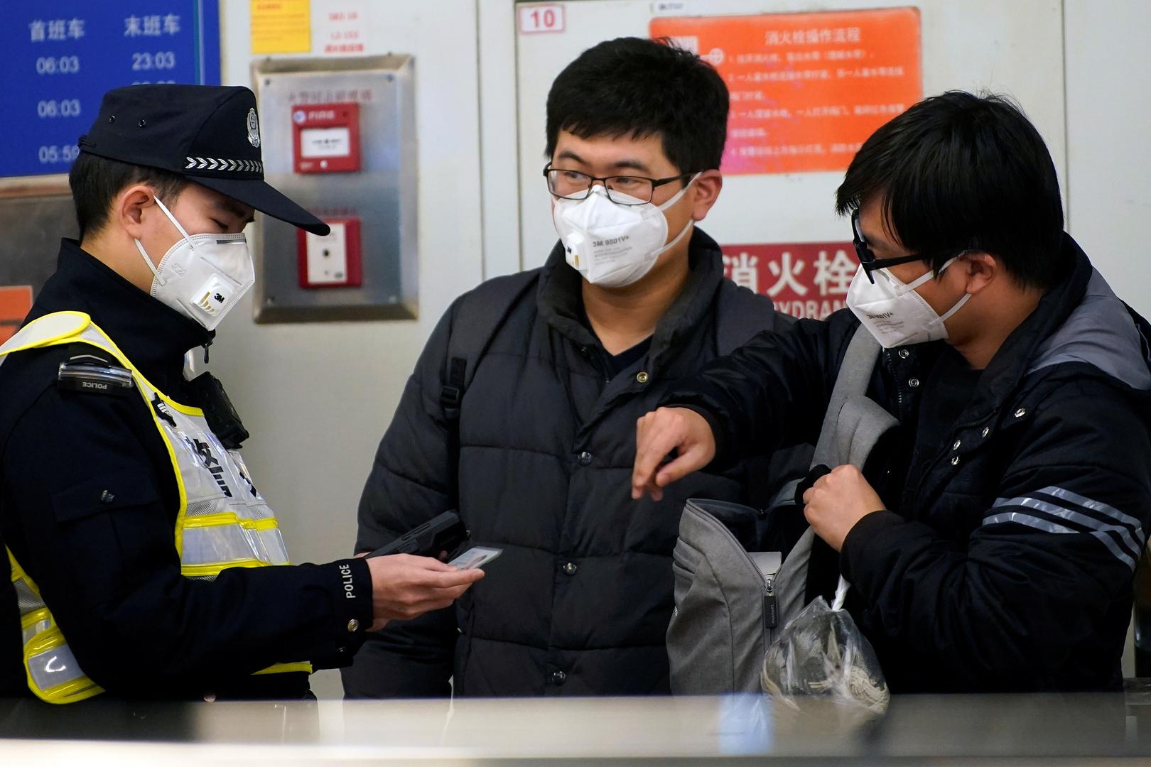 الصين تتخذ إجراءات صارمة ضد من يروج أخبارا كاذبة عن انتشار كورونا