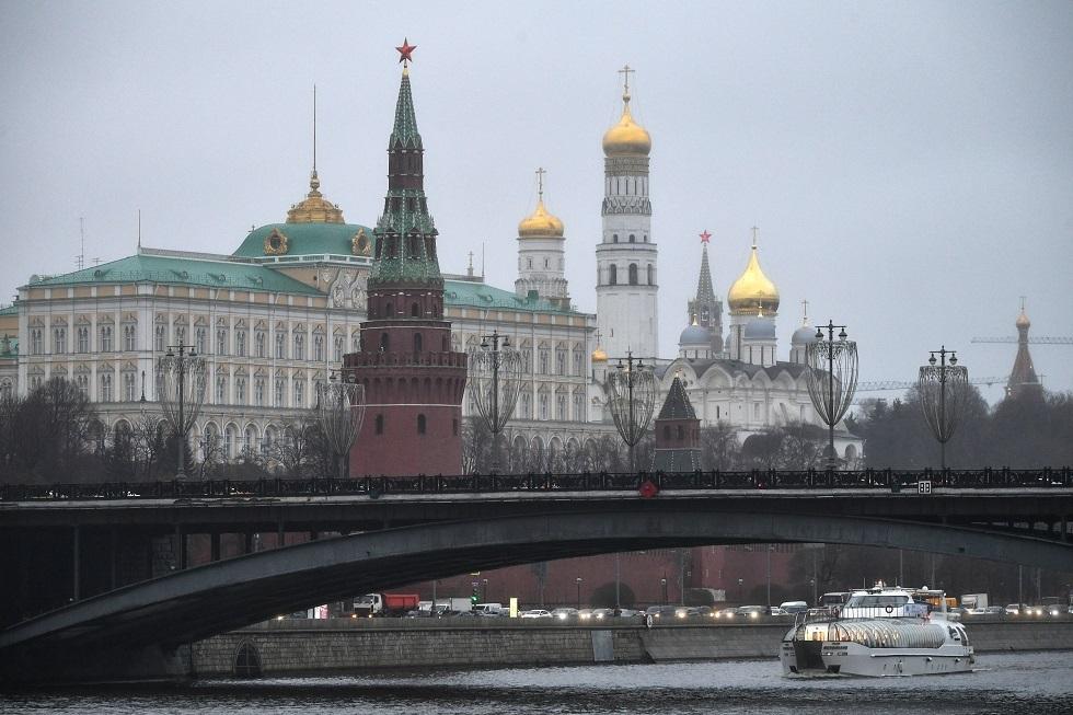 موسكو -  الكرملين