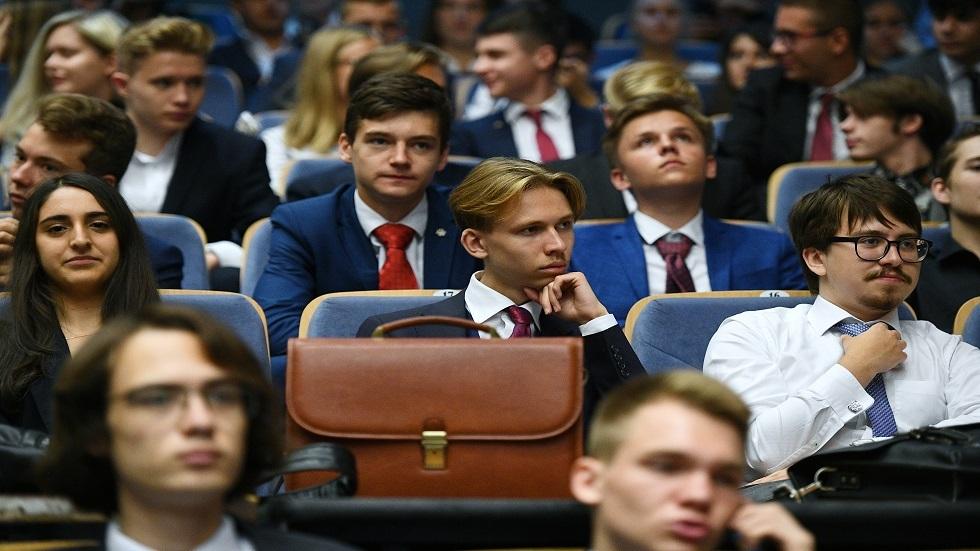 طلاب أية بلدان يتلقون التعليم العالي في روسيا؟