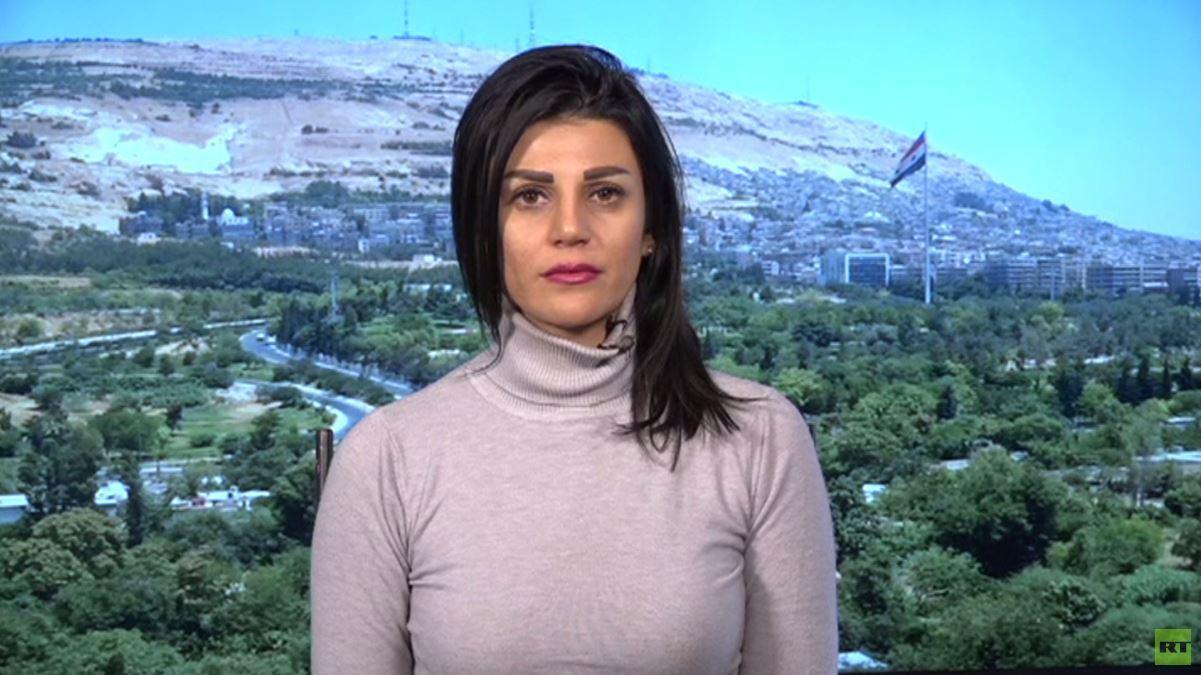 سوريا.. إصابة مراسلة RT في ريف إدلب