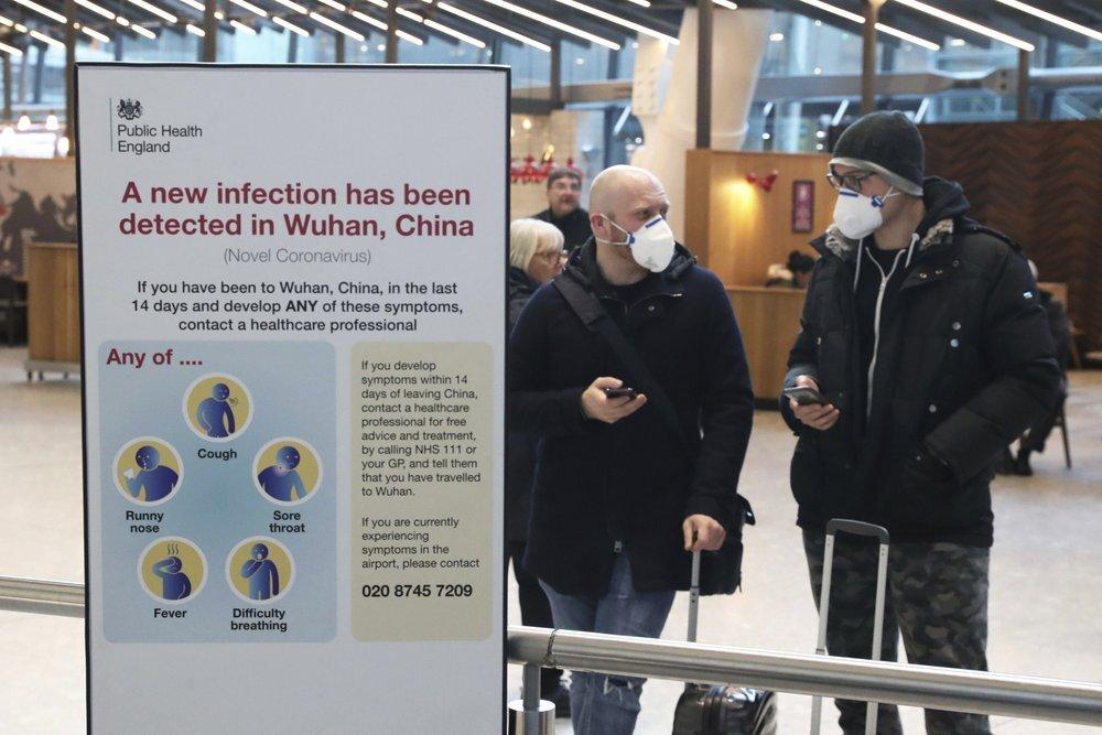 دول الاتحاد الأوروبي تجلي مواطنيها عن الصين