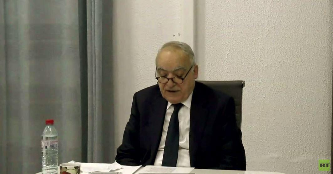 سلامة: هناك أطراف تدعي السعي للحل في ليبيا فيما تعمل على التصعيد