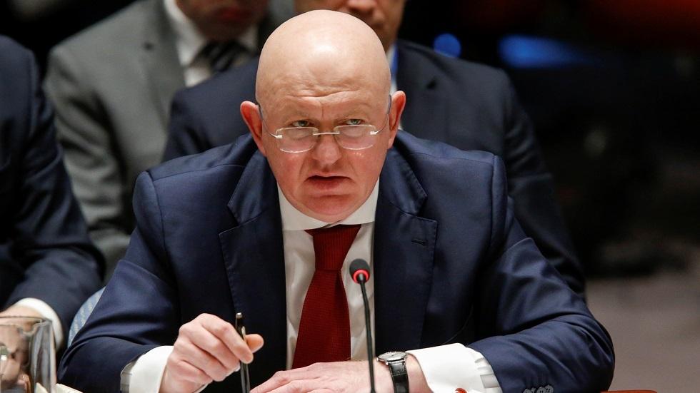 نيبينزيا: التسوية في ليبيا لا يجوز أن تكون حلبة للمنافسة بين الدول