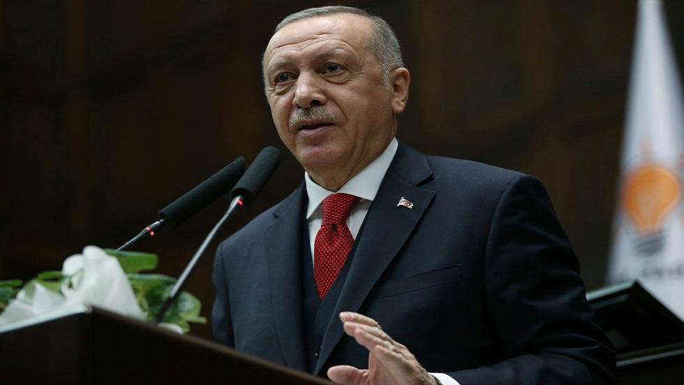 أردوغان: لن نقف متفرجين على ما يجري بسوريا ولن نتردد في استخدام القوة