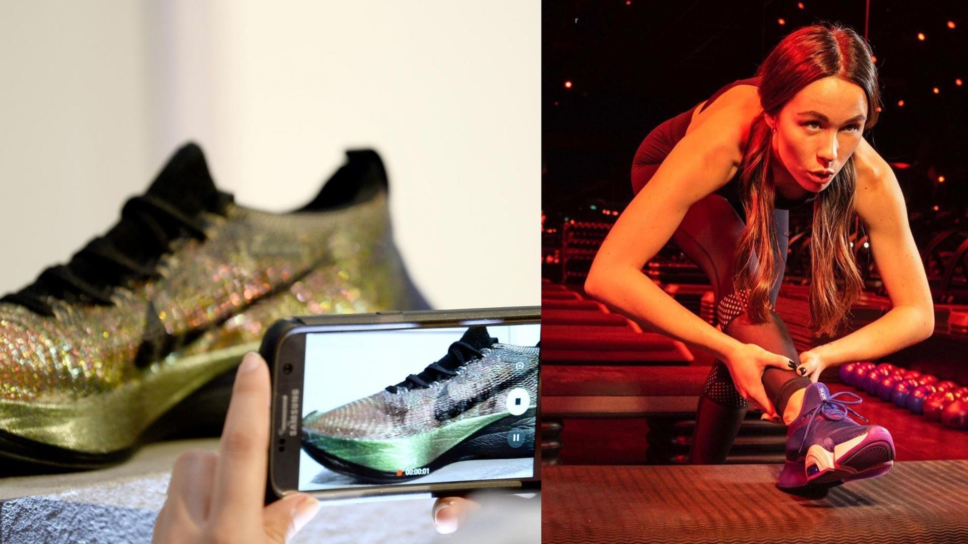 منع الرياضيين من استخدام الأحذية الرياضية عالية التقنية