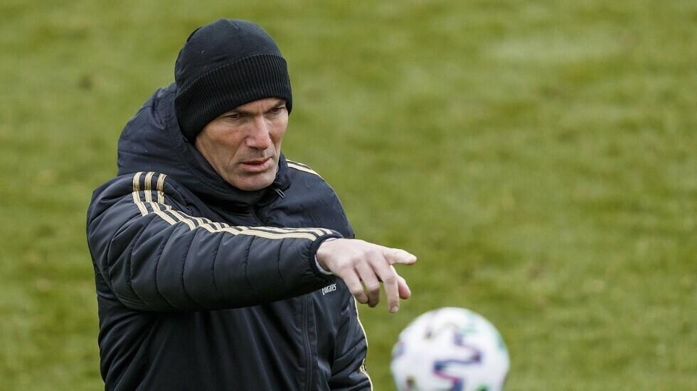 زيدان يعلن قائمة الريال استعدادا لديربي مدريد أمام أتلتيكو