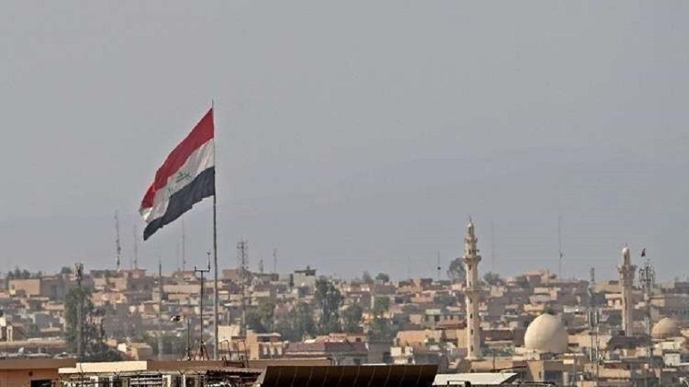 مدينة الموصل مركز محافظة نينوى العراقية - أرشيف