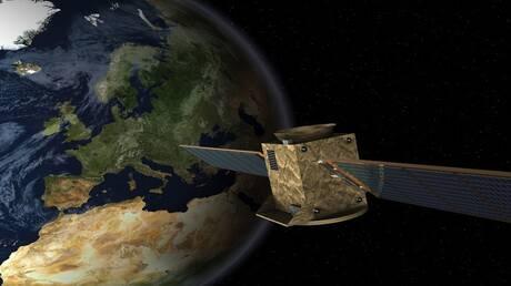 قمر صناعي أمريكي قد ينفجر في الفضاء