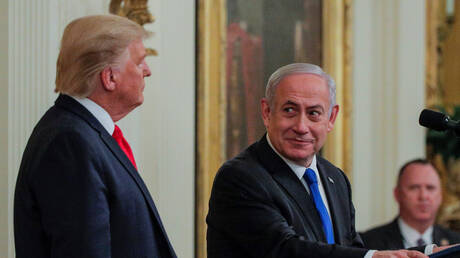 نتنياهو: خطة ترامب مسار واقعي لسلام مستدام ومستعدون للتفاوض المباشر مع الفلسطينيين