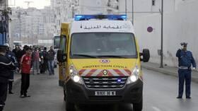 مقتل 12 شخصا في حادث سير بالجزائر (صور)