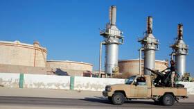 واشنطن تشدد على ضرورة استئناف النشاط النفطي في ليبيا فورا