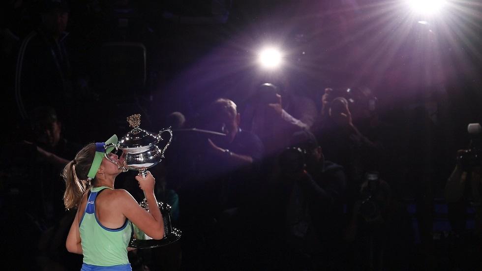 بطولة أستراليا المفتوحة.. كينين تتوج بأول ألقابها في الغراند سلام