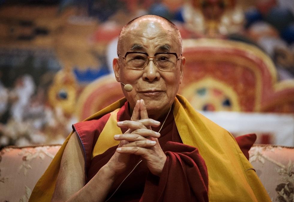 دالاي لاما ينشر تعويذة لمكافحة فيروس كورونا