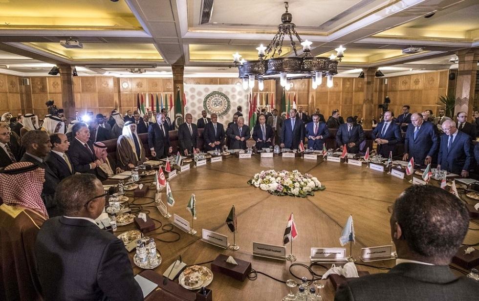 مواقف الوزراء العرب من