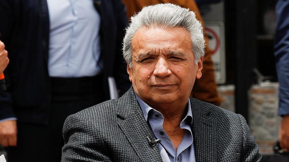 رئيس الإكوادور لينين مورينو