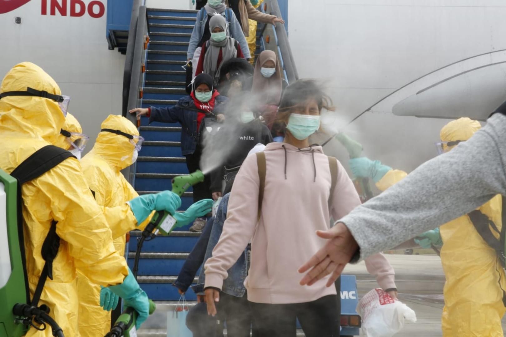 كوريا الشمالية: تدابير مشددة في المطارات والموانئ للحد من فيروس