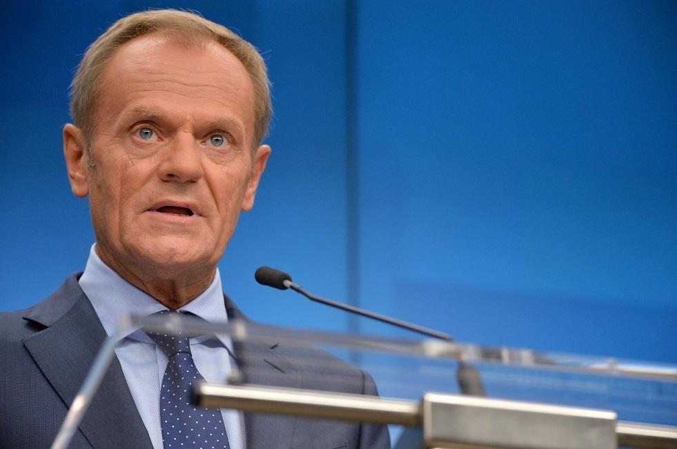 توسك يؤيد رغبة اسكتلندا في الانضمام إلى الاتحاد الأوروبي