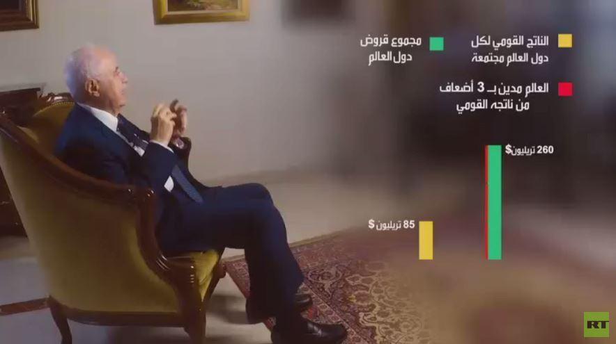 طلال أبو غزالة: ترامب يريد إسقاط عدة عصافير بضربة واحدة