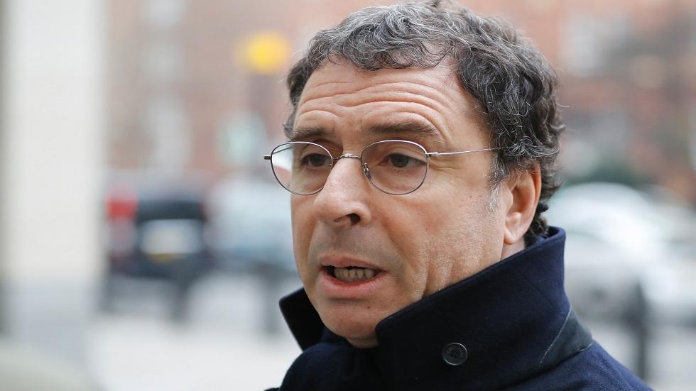 رجل الأعمال الفرنسي الجزائري ألكسندر جوهري