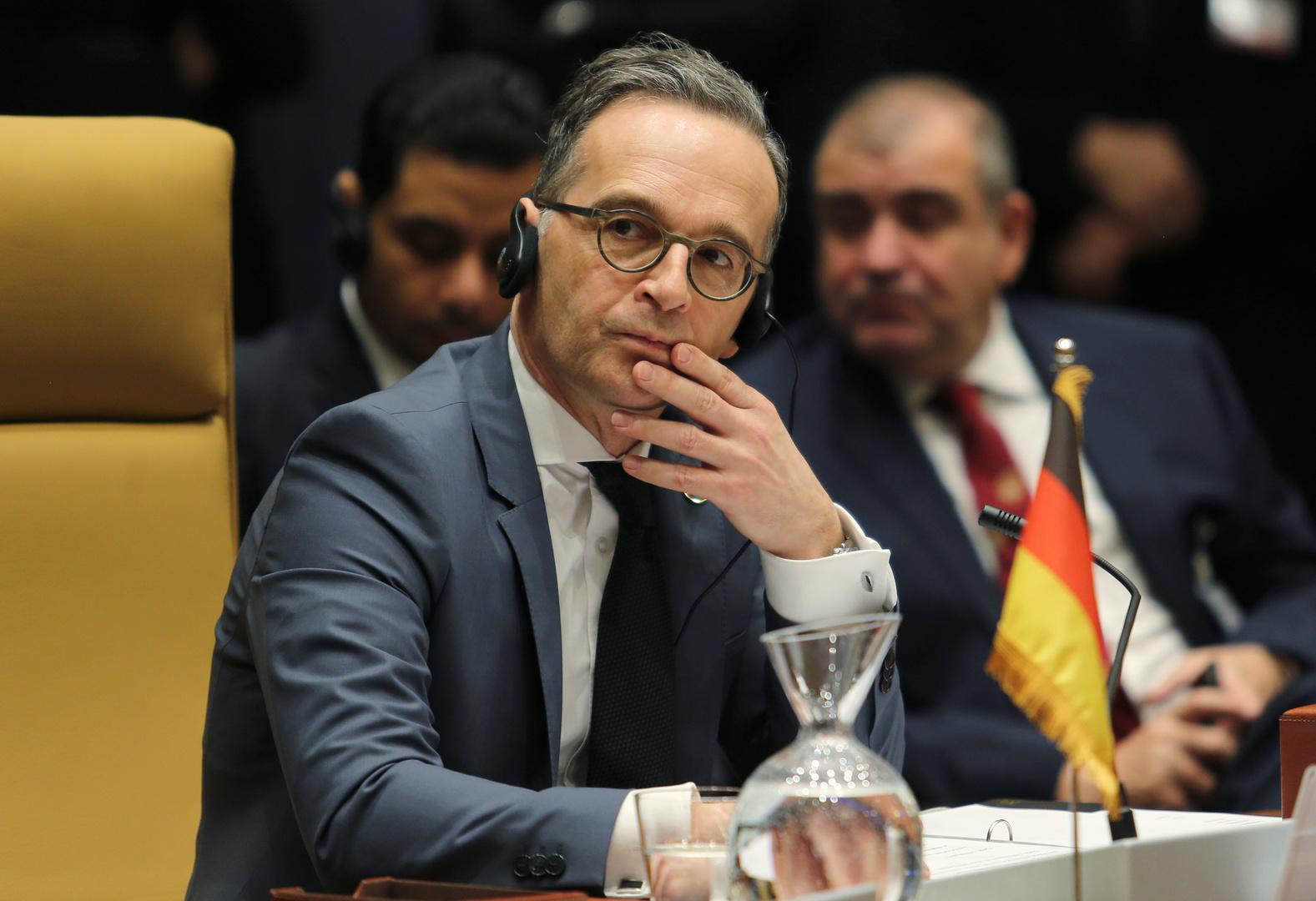 ماس: اجتماع جديد حول ليبيا بصيغة برلين في منتصف مارس