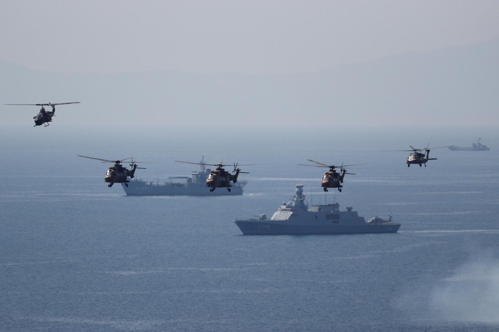 الرئاسة التركية تطلب تمديد مهمة قواتها البحرية في خليج عدن عاما إضافيا