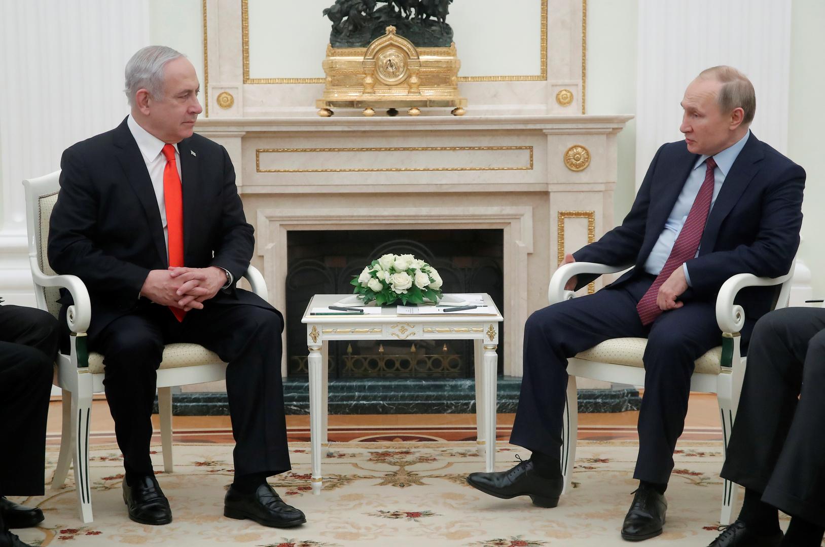 صفقة نتنياهو الخاسرة في موسكو
