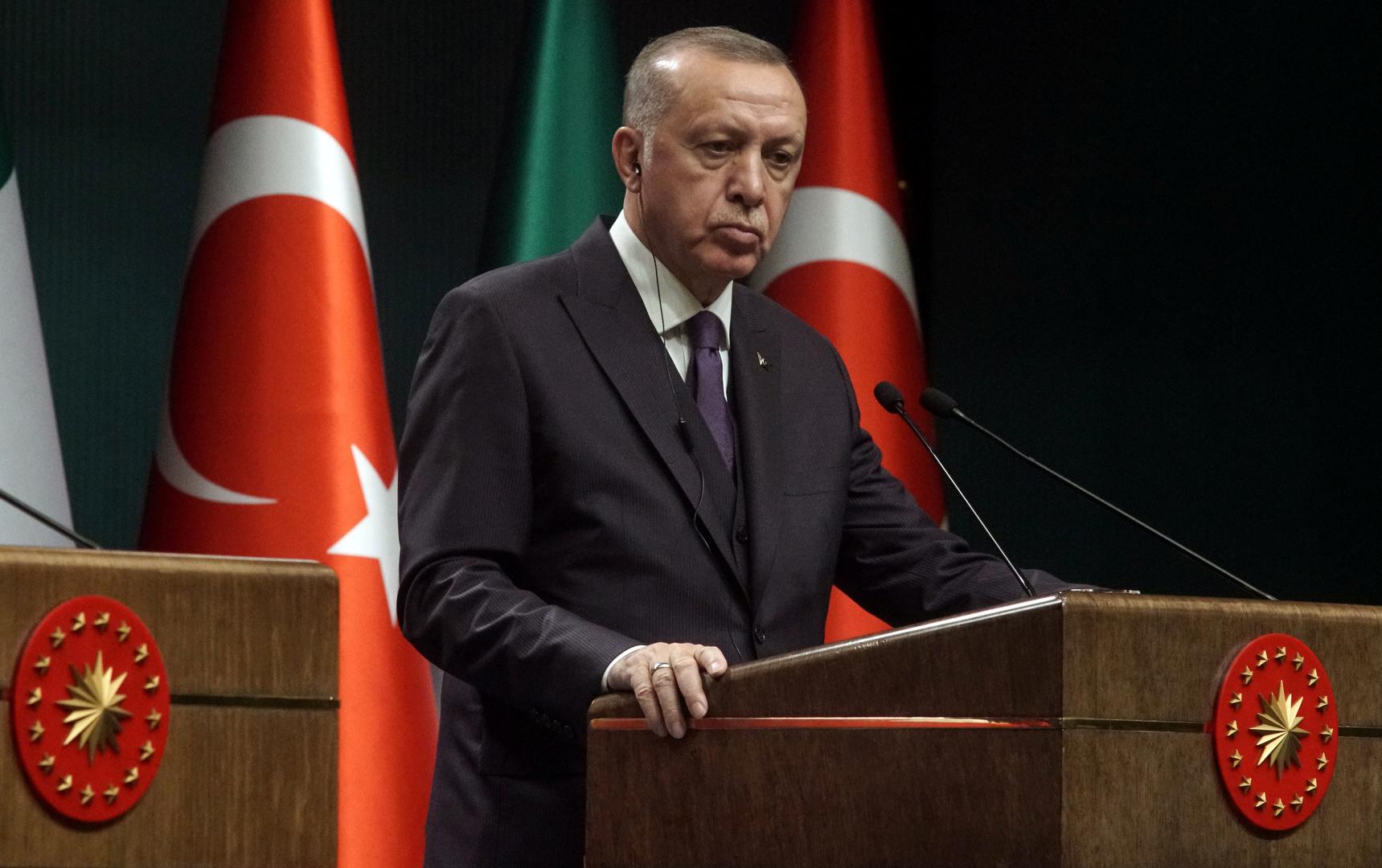 صالح وأردوغان يؤكدان أهمية الدعم الدولي للعراق