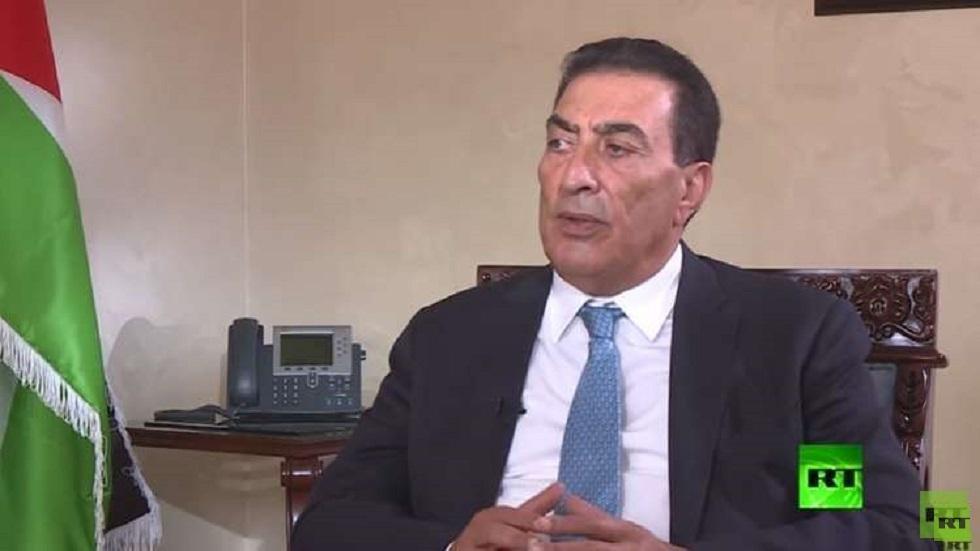 رئيس مجلس النواب الأردني عاطف الطراونة (صورة أرشيفية)