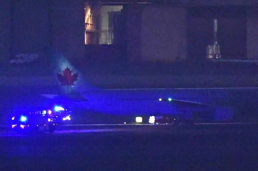 هبوط اضطراري لطائرة كندية في مطار مدريد