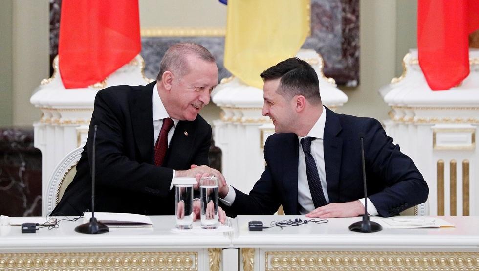 خبير: أنقرة ستحصل على كل ما تريده من كييف لقاء تصريح أردوغان