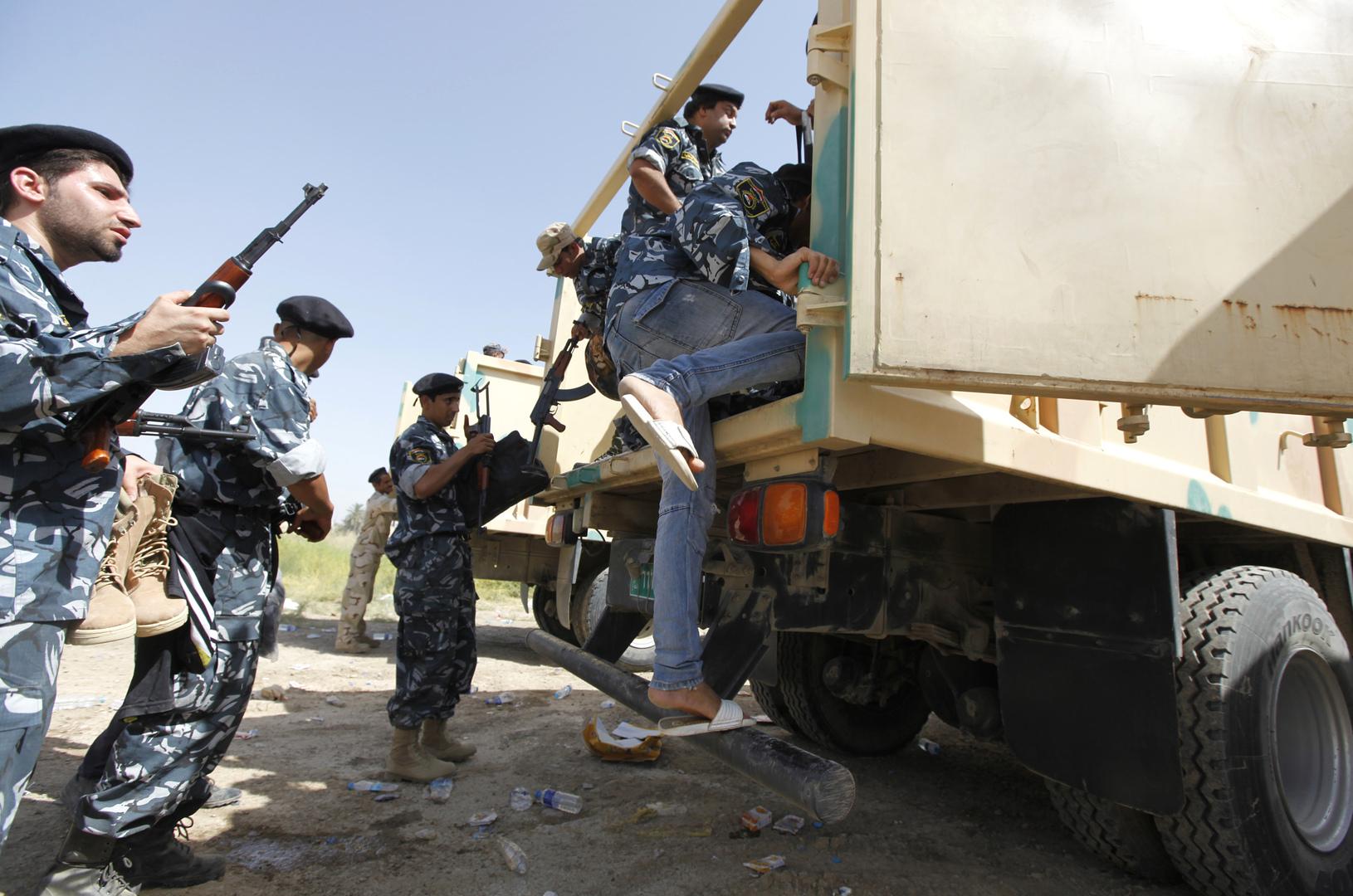 العراق.. السجن 15 سنة لمدان بالعمل مع تنظيم
