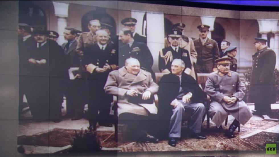 الذكرى الـ75 لتوقيع اتفاق يالطا