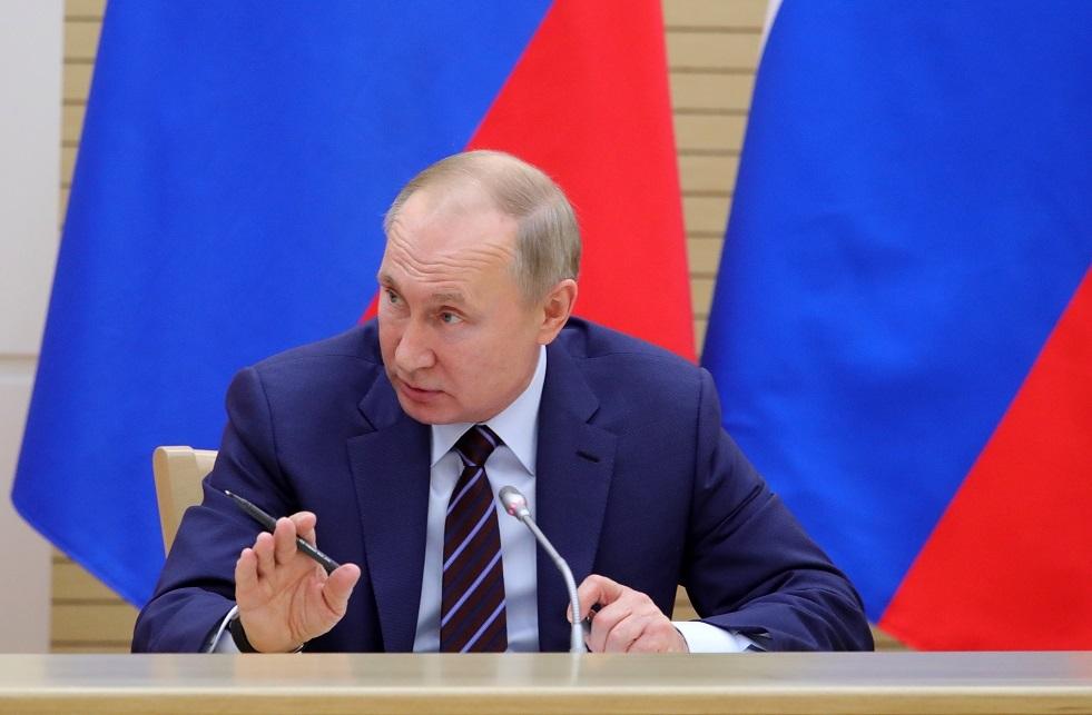 بوتين: لم أقترحالتعديلات الدستورية لتمديد صلاحياتي الرئاسية