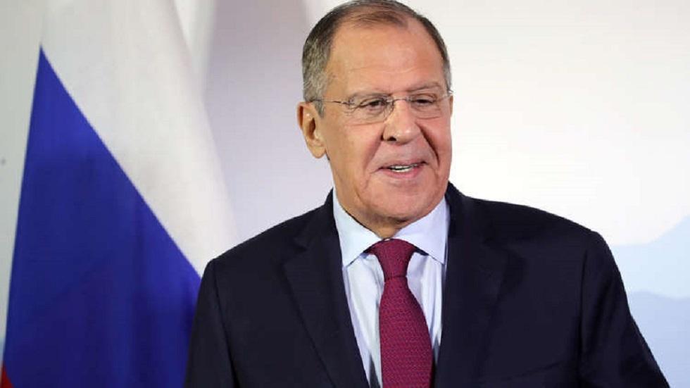 وزير الخارجية الروسي سيرغي لافروف (صورة أرشيفية)