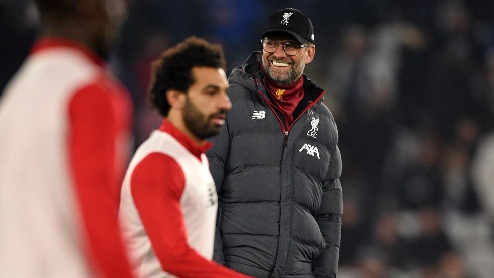 ليفربول يبدأ مباراة