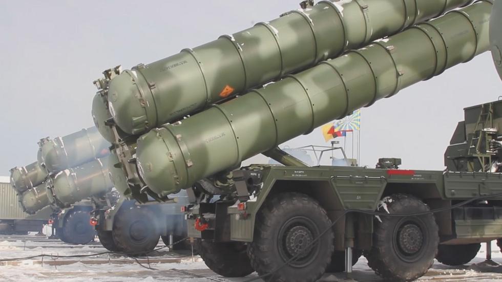 قوات الدفاع الجوي الروسي تتصدى لهجوم افتراضي