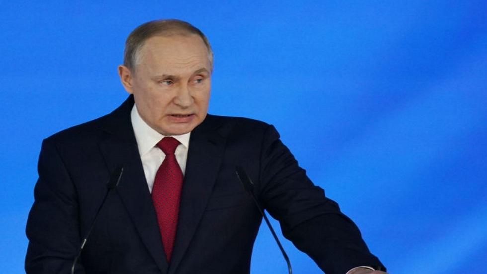بوتين: اتفاق إيران النووي أمر حاسم  للاستقرار الإقليمي والعالمي