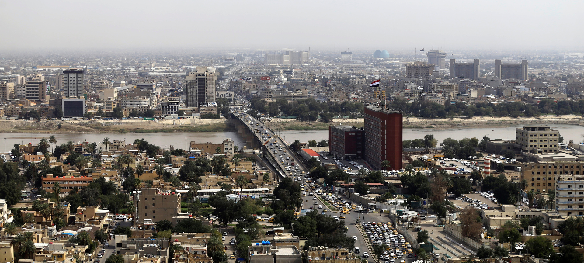 الجنرال الأمريكي ماكينزي يزور بغداد لأول مرة منذ اغتيال سليماني