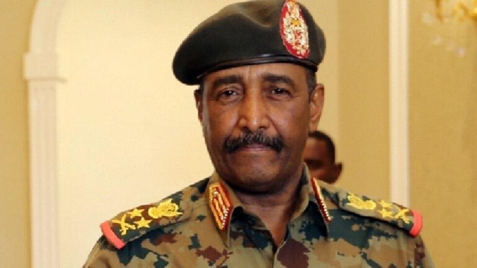 عبد الفتاح البرهان، رئيس المجلس السيادي السوداني
