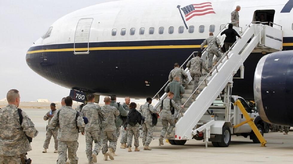 واشنطن: على بغداد تعويض جميع خسائر الحرب إذا أصرت على إخراج قواتنا