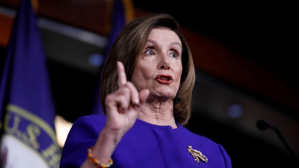 نانسي بيلوسي، رئيس مجلس النواب