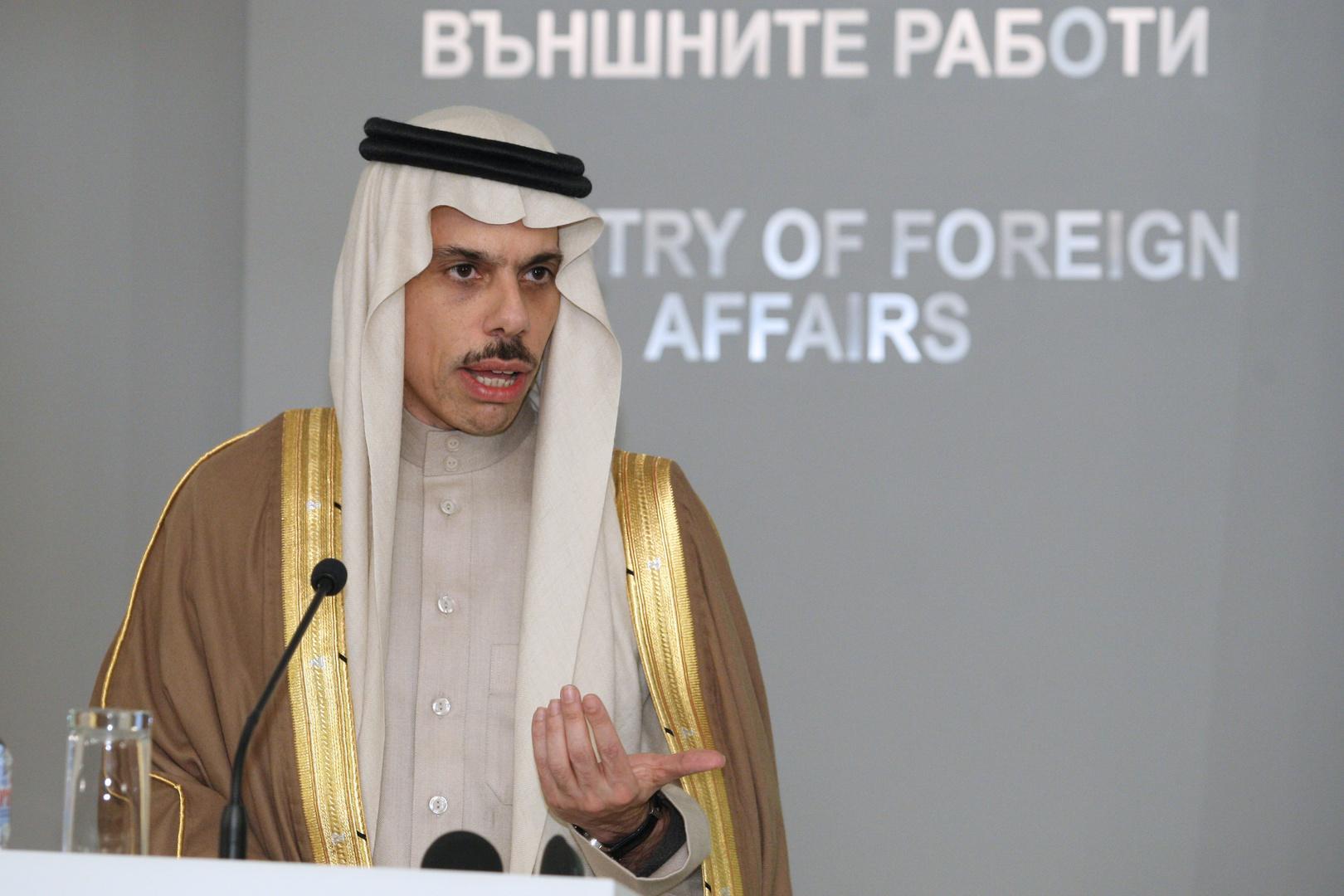 وزير الخارجية السعودي في زيارة رسمية للجزائر