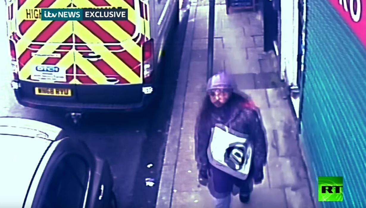 الشرطة تنشر فيديو لتحركات منفذ عملية الطعن في لندن قبل دقائق من ارتكاب الجريمة