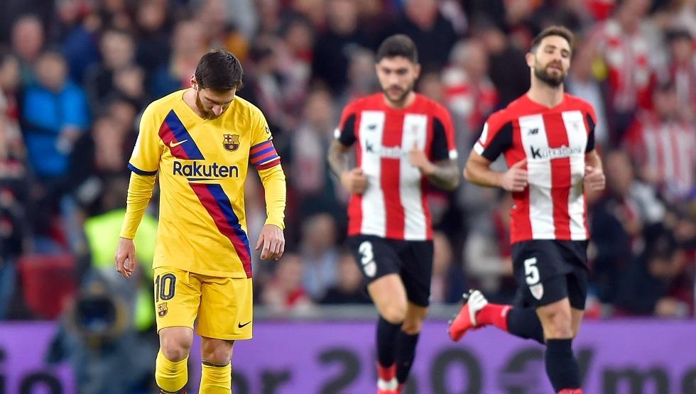 برشلونة يشرب من نفس كأس ريال مدريد المرة (فيديو)