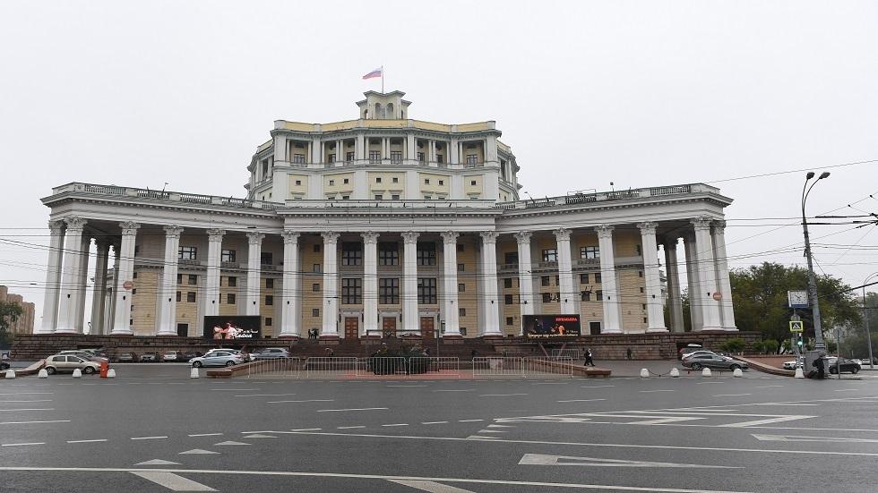 مسرح الجيش الروسي يحتفل بعيد ميلاده الـ90