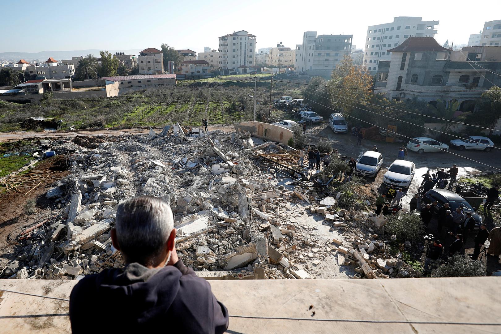 إسرائيل تفرض سيادتها على 30% من أراضي الضفة الغربية