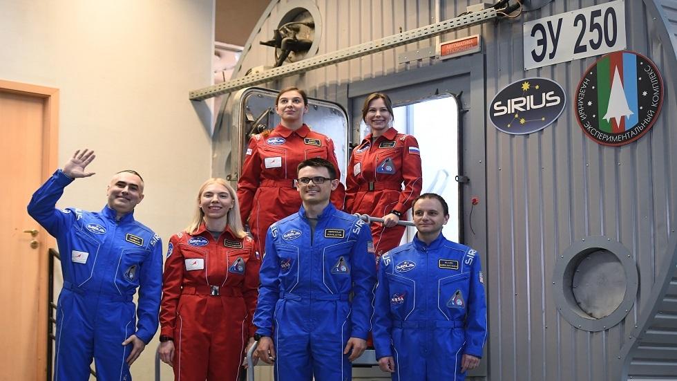 تجربة محاكاة الرحلة الفضائية الطويلة تنطلق في نوفمبر المقبل بموسكو